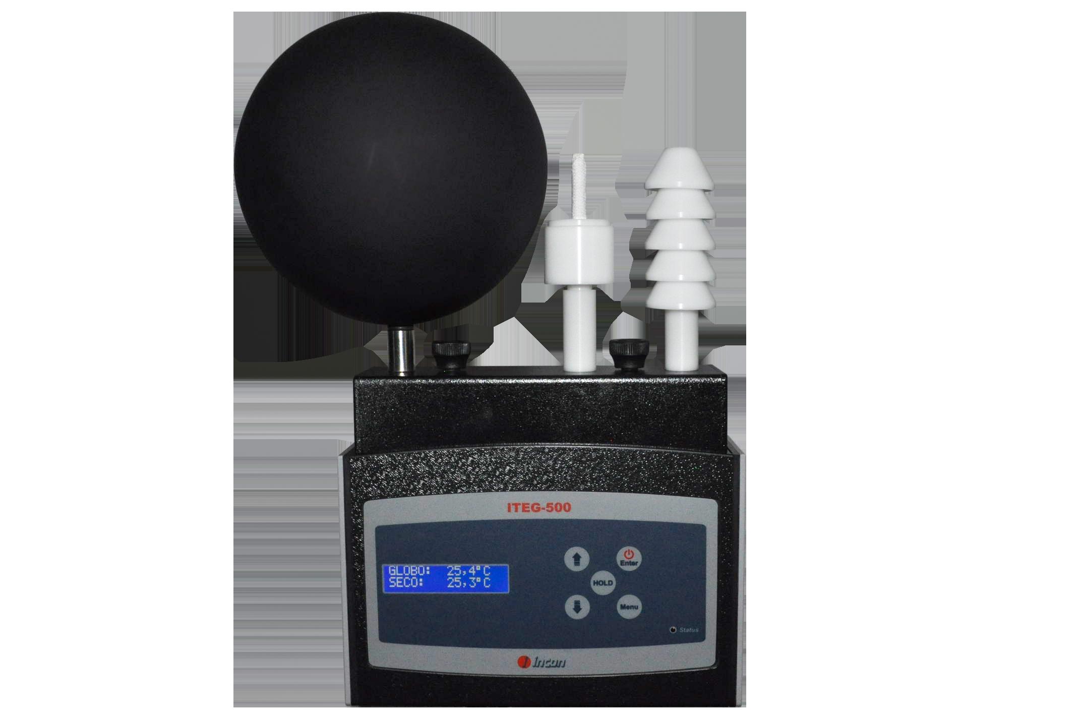 Termômetro de Globo – ITEG500
