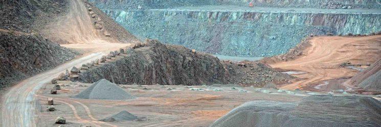 Análise elementar no setor de mineração