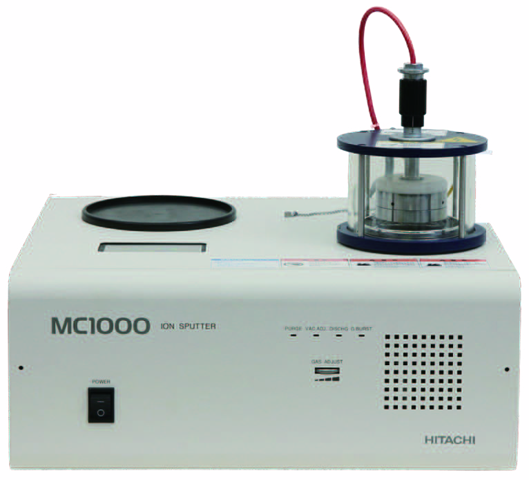 MC1000 Ion Sputter Coater