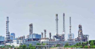 processamento e refino do Petróleo