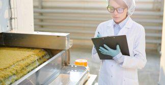 controle da contaminação de alimentos na indústria